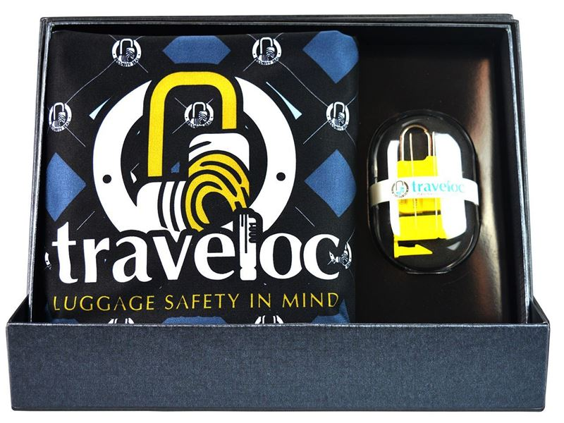 Picture of Medium Traveloc Luggage Protective Cover