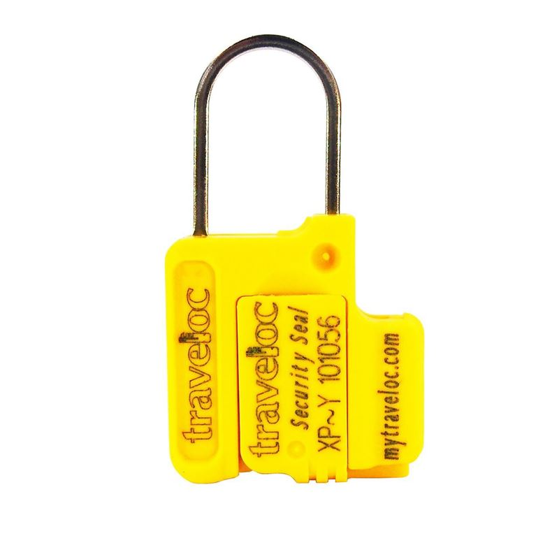 Picture of Traveloc Padlock - Yellow
