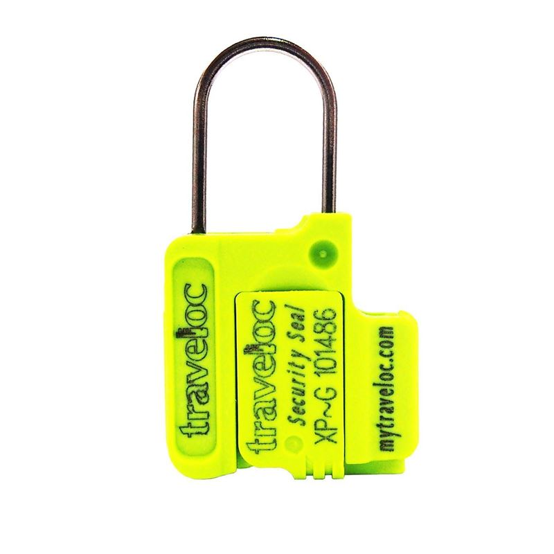 Picture of Traveloc Padlock - Green