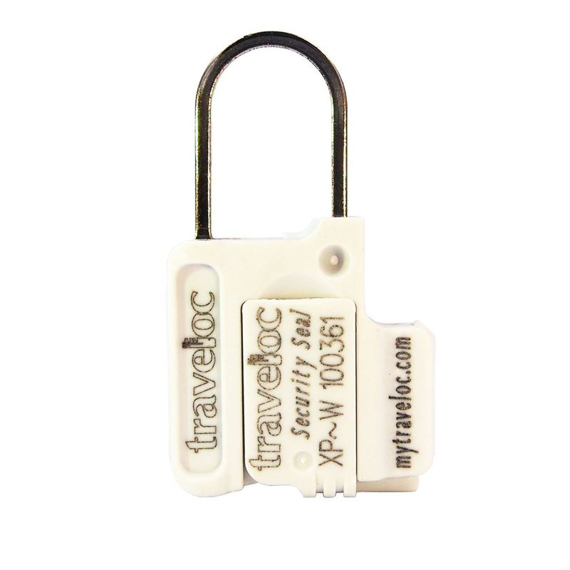 Picture of Traveloc Padlock - White