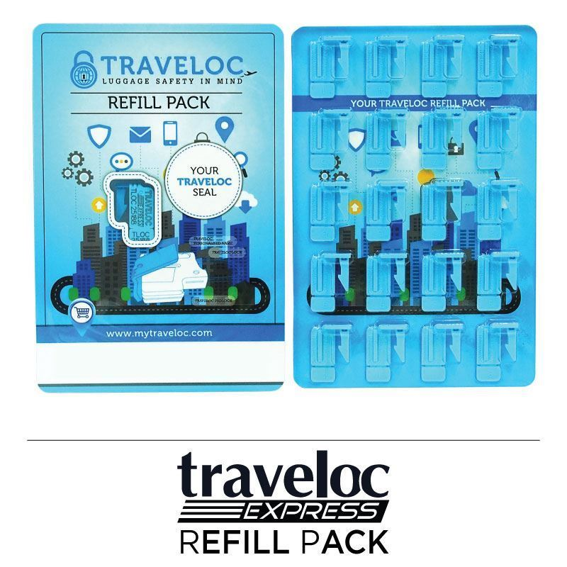 Picture of Express Refill Pack - Blue