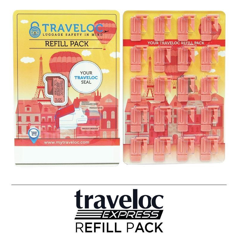 Picture of Express Refill Pack - Pink