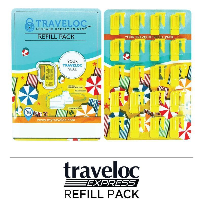 Picture of Express Refill Pack - Yellow