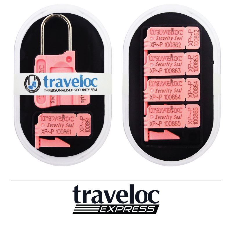 Picture of Traveloc Express - Pink
