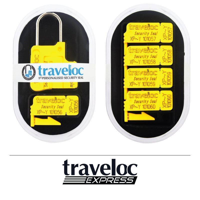 Picture of Traveloc Express - Yellow